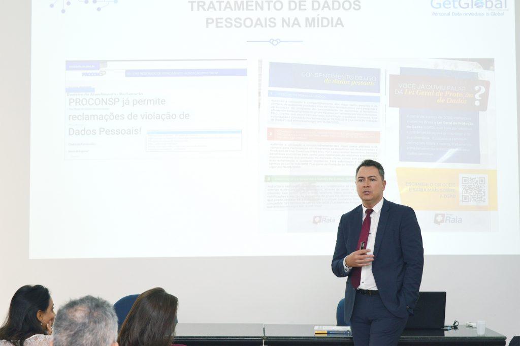 Márcio Cots palestra